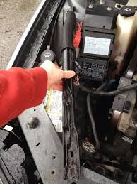 Is it impossible to remove and replace 2004 impala battery ...
