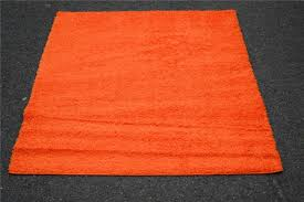 back to easy ideas for using the burnt orange area rug