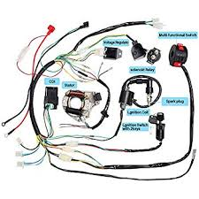 panther wiring harness wiring diagrams favorites panther wiring harness wiring diagram centre amazon com goofit ignition rebuild kit wiring harness for 50cc
