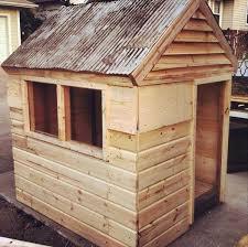 diy pallet playhouse plans