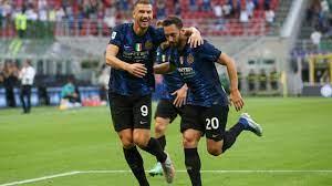 Serie A: Hakan Calhanoglu führt Inter Mailand zum ersten Saisonsieg - Vidal  und Dzeko treffen - Eurosport