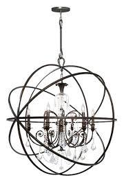 orb chandelier bronze bronze orb chandelier light chandelier bronze and crystal chandelier brushed bronze chandelier oil