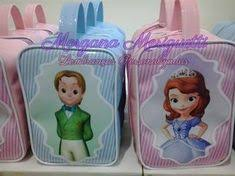 <b>PARTY</b> PACK <b>Sofia</b> the First & Prince James Favor Bags (Filled ...