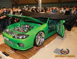and if you are building a full on show car with extensive work or customising it won t be hard to spend at least 15 000 and upwards