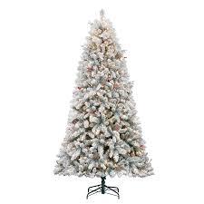 holiday living 7 5 ft 1 135 count pre lit preston pine regarding lowes