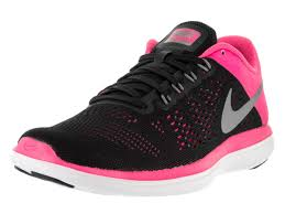 nike running shoes for girls black and white. best sales autumn and winter nike women\u0027s flex 2016 rn running shoe blk/mtlc cl shoes for girls black white p