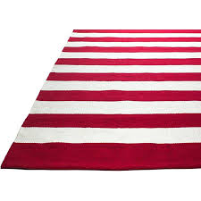 red and white striped rug lovely red and white striped rug pleasing picture of indoor inside
