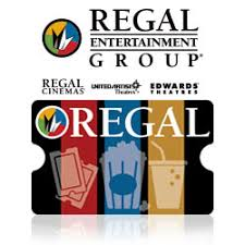 Buy Regal Cinemas Gift Cards At Giftcertificates Com