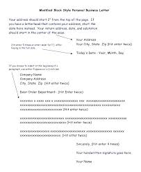 Proper Business Letter Format Greeting Best Of Personal Business