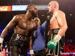 Tyson Fury vs Deontay Wilder 3: Bronze ...