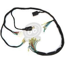 complete wiring harness honda cb 500 four k1 big 66489 cablaggio completo per honda cb 500 four k1 jpg