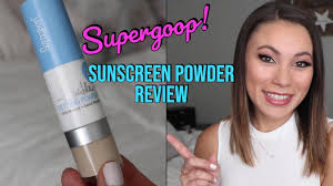 invincible setting powder spf 45 review