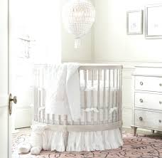 babies crib sets nursery let your baby sleep in comfort circular cribs round  sheets at target