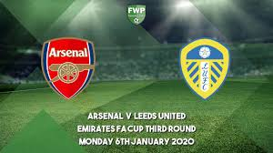 Emirates FA Cup Third Round | Arsenal 1 - 0 Leeds United | 2019-2020