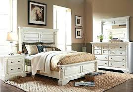 Rustic White Furniture Share Distressed White Oak Bedroom Furniture ...