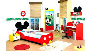 mickey mouse bedroom set mickey mouse clubhouse