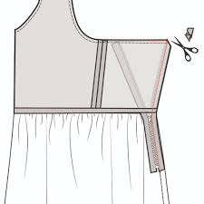Rock The Stitch Free Halter Dress Pattern And Tutorial