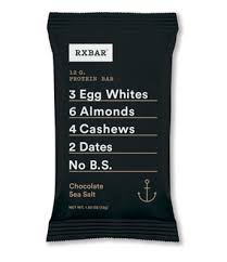 rx bars healthy protein