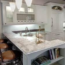 taupe white granite slab
