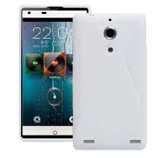 Back Cover ZTE Nubia Z5 Style White ...
