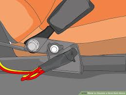 4 ways to disable a seat belt alarm wikihow Wiring-Diagram Alfa Romeo Spider image titled disable a seat belt alarm step 18