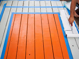 deck paint color ideasSpruce Up a Deck With a Painted Rug  HGTV