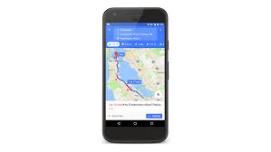 put it in park with new features in google maps Add Destination New Google Maps in 25 us cities, people can tap \u201cfind parking\u201d on the directions card to see a list of parking garages and lots near their destination add destination in google maps