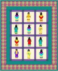 Quilt Inspiration: Quilts inspired by Native American history ... & Quilt Inspiration: Quilts inspired by Native American history & tradition |  Activities | Pinterest | Native American history, American history and  Native ... Adamdwight.com