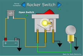 dorman prong relay wiring for offroad lights page  here is a typical lighted switch