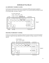 maple leaf cement storage area machinery contact timing diagram 15 14 working of pilz relay