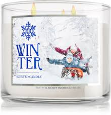 Image result for bath and body works winter candle