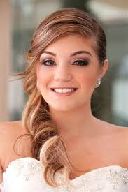 smokey eye bridal makeup