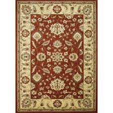concord chester oushak rug red 97005