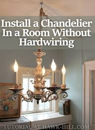 Ceiling lighting without wiring Wall Lights If You Live In Home Built Prior To About 1985 Theres Good Chance You Have One Room In Which The Builder Did Not Install Wiring For An Overhead Light Rejserferieinfo If You Live In Home Built Prior To About 1985 Theres Good