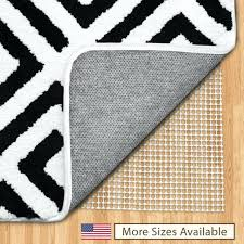 awesome rug gripper pad and the original gorilla grip area rug pad pads made in 5