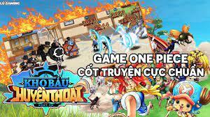 Review Game Kho Báu Huyền Thoại - Tựa Game One Piece Cốt Truyện Cực Chuẩn -  YouTube