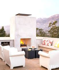 Designer Home Decor Fabric Gorgeous Contemporary Outdoor Fireplace Designs Modern Outdoor Fireplace