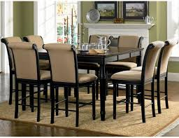 brilliant high dining room chairs designs high chair dining room set ideas