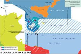 Il Canale Di Sicilia E Le Sar Limes