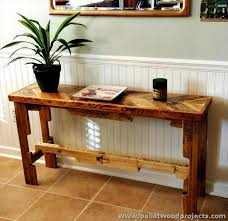Sofa Table Fascinating sofa table plans design Free Woodworking