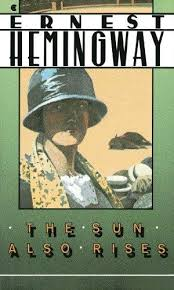 the sun also rises by hemingway first edition abebooks the sun also rises scribner classics ernest hemingway