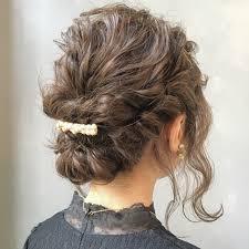 結婚式の髪型はやっぱり美容院がおすすめボブ編 結婚式髪型