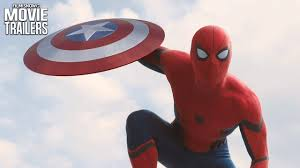 spiderman finally appears in captain america civil war official final trailer hd you