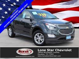 2017 Nightfall Gray Metallic Chevrolet Equinox for sale Near Houston ...