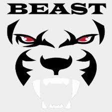 Image result for wild beast cartoon red