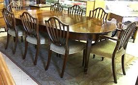 English Dining Room Furniture New Decorating Design
