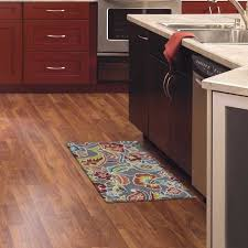 beautiful padded kitchen floor mats ideas with gel costco review red rugs and