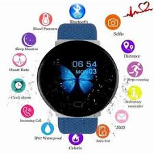 2020 New D19 Men Smartwatch Sport Pedometer Smart ... - Vova
