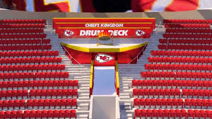 Kansas City Chiefs Arrowhead Seating Chart Kansas City Chiefs Tradition Getting Massive Upgrade With