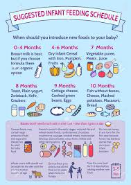Detailed Information On Baby Food Infographic Presentation Template